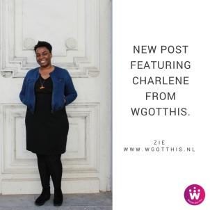 W Feature - Charlene